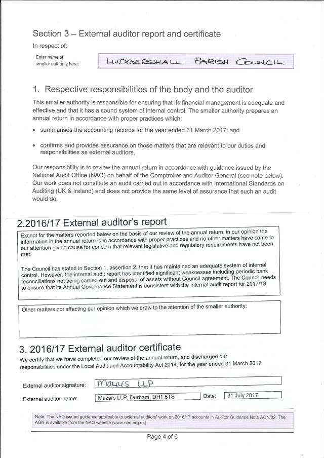 2016-17Section3ExternalAuditorReport