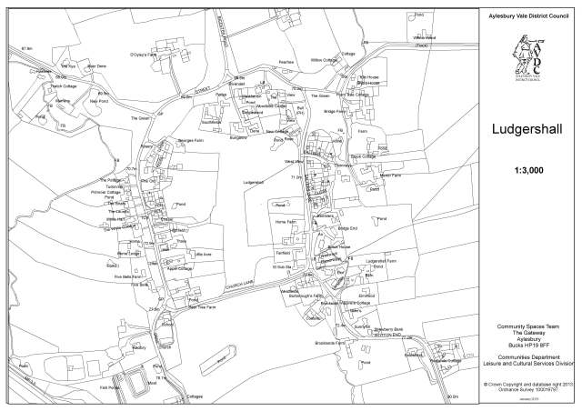 Ludgershall Ordnance Survey map.jpg